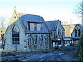 NZ2264 : St. Nicholas Cemetery - former chapel by Mike Quinn