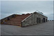 TQ8109 : Games Deck, Hastings Pier by N Chadwick