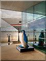 SJ3390 : Penguin at Liverpool Cruise Terminal by David Dixon