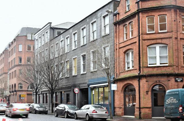 Howard Buildings, Belfast - January 2017(1)