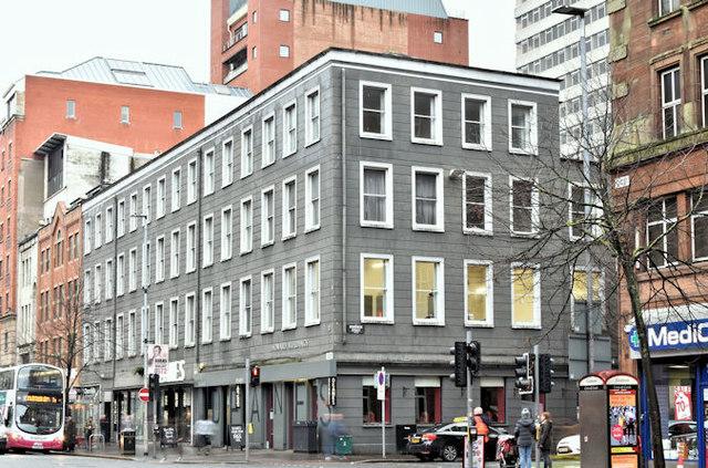 Howard Buildings, Belfast - January 2017(2)