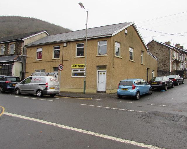 Cam's Barbers in Cwmcarn