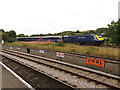 SX8061 : High Speed Train approaching Totnes by Stephen Craven