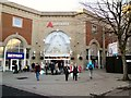 SJ9399 : The Arcades Shopping Centre by Gerald England