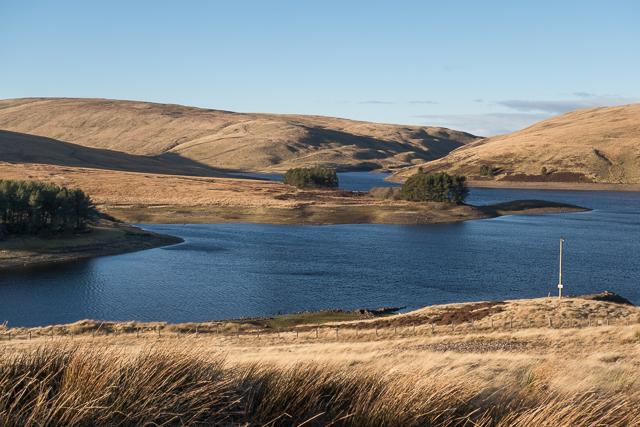 Upper Glendevon Reservoir