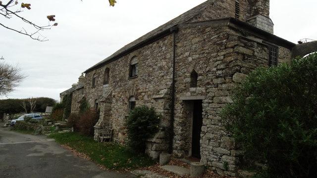 Reen Manor near Perranporth