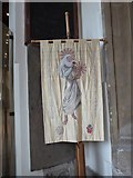 TL7006 : Chelmsford Cathedral: banner (2) by Basher Eyre