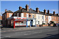 SK8152 : Jenny's Sandwich shop at Smith Street / London Road junction by Roger Templeman