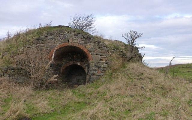 The Lime-kiln at Kiln Point