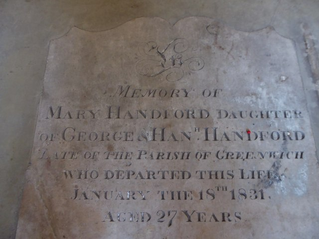 St Peter, Walton-on-the Hill: memorial (p)