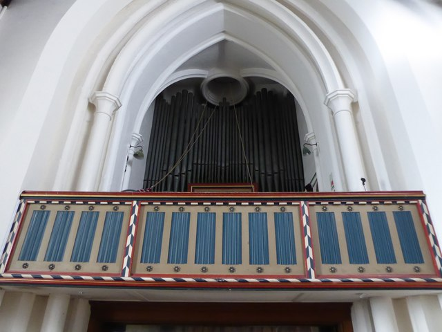 Inside St Peter, Walton-on-the Hill (A)