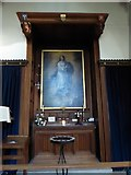 TQ2255 : Inside St Peter, Walton-on-the Hill (G) by Basher Eyre