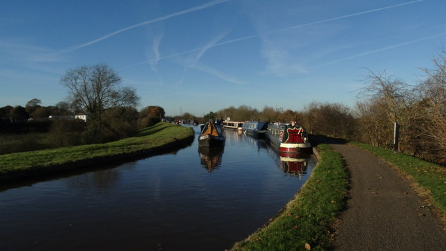 Shropshire Union Canal at Nantwich