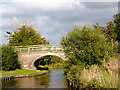 SJ3731 : Pryce's Bridge east of Frankton Junction, Shropshire by Roger  Kidd
