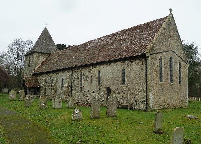 Thorney Island - Church of St Nicholas