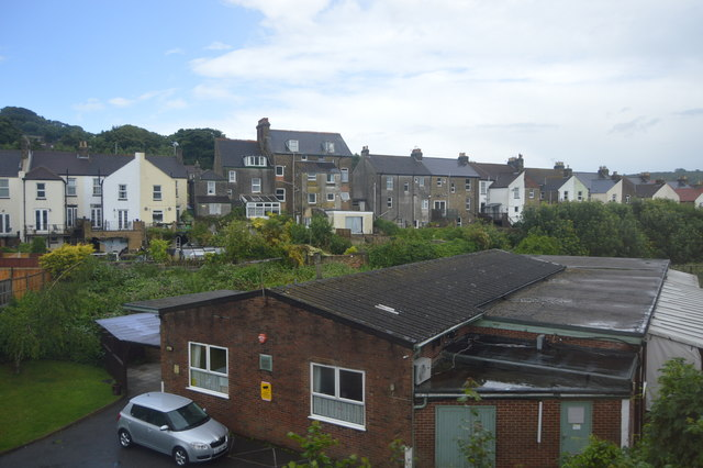 Houses on Crabble Rd