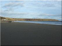 TA1280 : Filey Sands at Christmas by JThomas