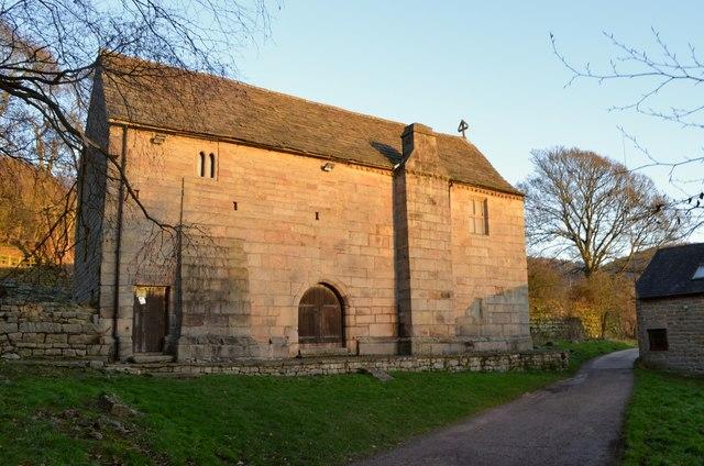 Padley Chapel, Derbyshire