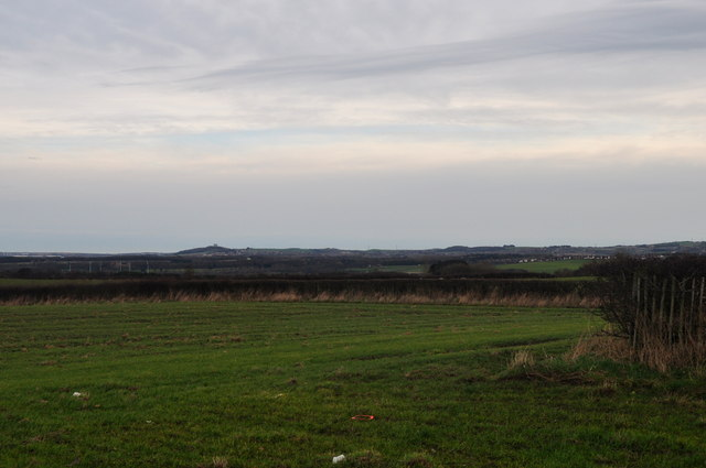 Penshaw Monument from a distance