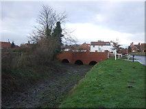 SE9947 : Bridge over Bryan Mills Beck by JThomas