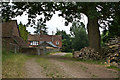 SO5573 : Old House Farm by Ian Capper