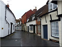 SP0957 : Butter Street, Alcester by Ruth Sharville