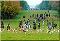 ST8186 : Beaufort Hunt, nr Didmarton, Gloucestershire 2008 by Ray Bird