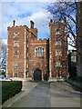 TQ3079 : Lambeth Palace - Gateway by Colin Smith