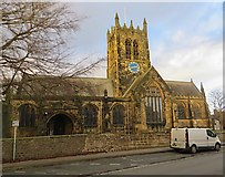 SE3694 : All Saints church, Northallerton by Paul Harrop
