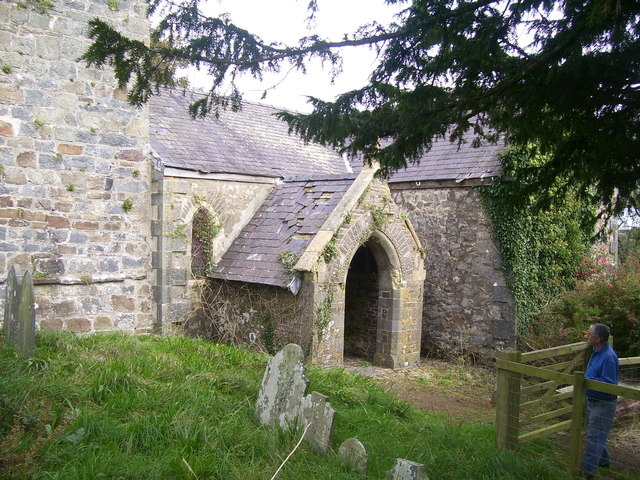 Crunwere Church, Llanteg