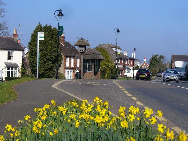 Westcott - Guildford Road