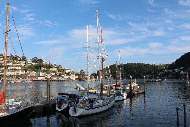 Dartmouth, Dart Harbour (8)
