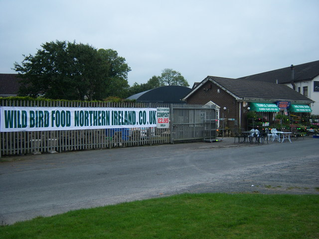 Wild Bird Food Shop Northern Ireland