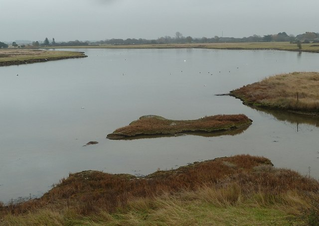 Thorney Island - The Great Deep - Western End