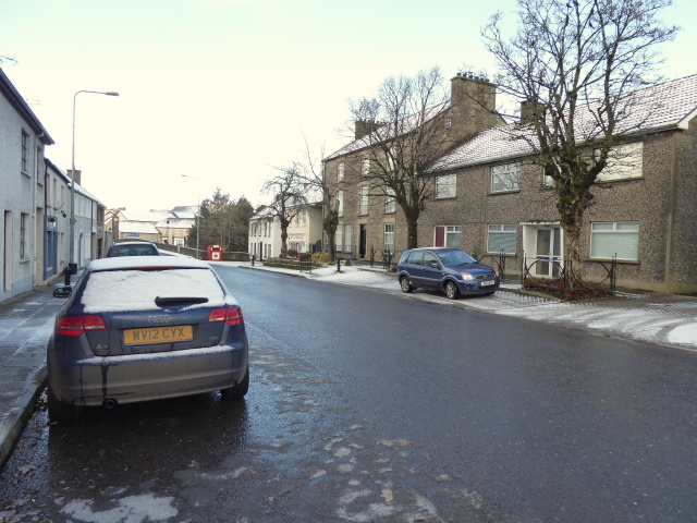 Wintry at Drumnaforbe and Drumquin