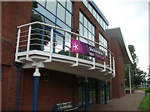SJ7109 : University Of Wolverhampton Shropshire Campus, Telford TF2 9NT by malcolm rayment