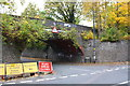 ST6173 : Easton Road bridge at junction with Whitehall Road by Roger Templeman