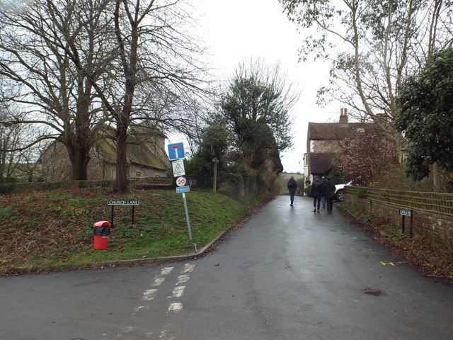 Church Hill, Pyecombe