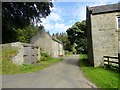 NZ0551 : Greenhead Cottages by Robert Graham
