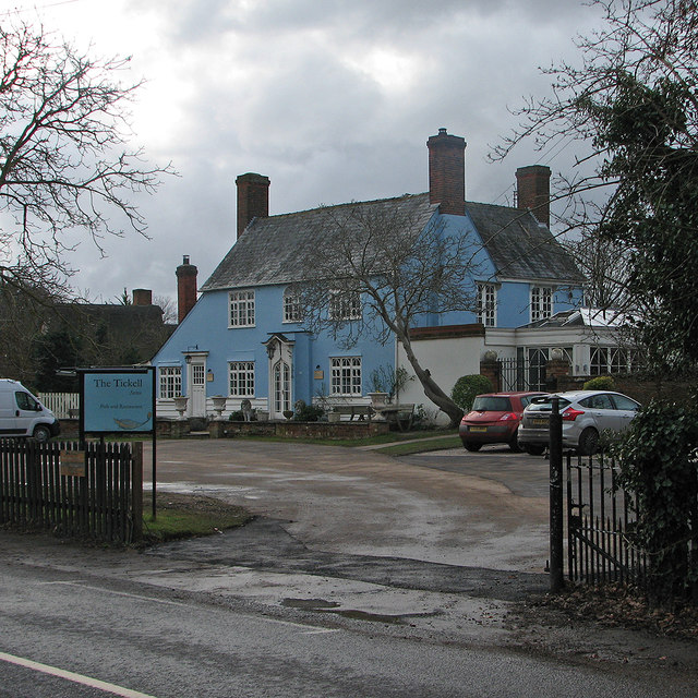 The Tickell Arms, Whittlesford