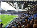 TQ2577 : Inside Stamford Bridge Stadium - Chelsea v Peterborough by Richard Humphrey