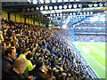 TQ2577 : Almost 6,000 Peterborough United supporters inside Stamford Bridge, Chelsea by Richard Humphrey