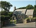 SX0367 : Church of St Stephens, Nanstallon by Derek Harper