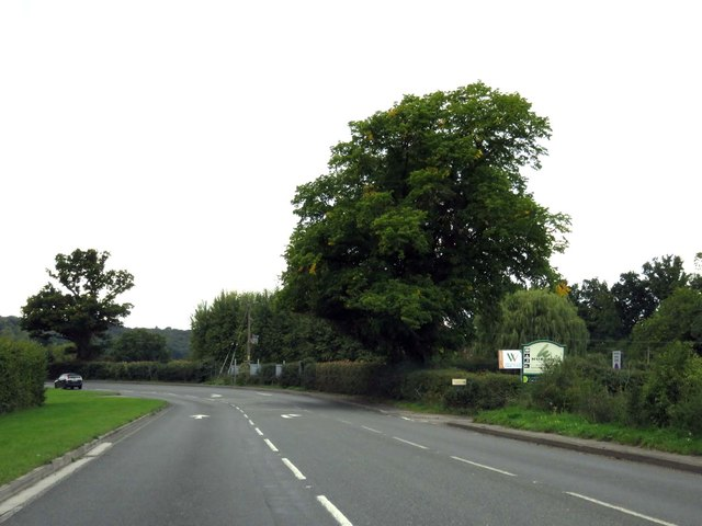 The A4130 Henley Road