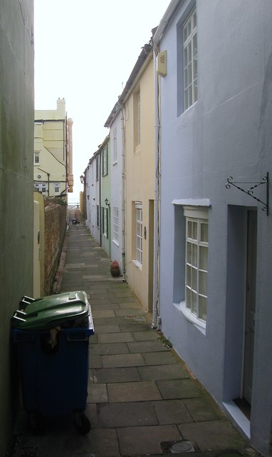 Victoria Cottages, Hove