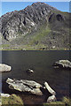 SH6560 : Llyn Ogwen and Tryfan by Ian Taylor