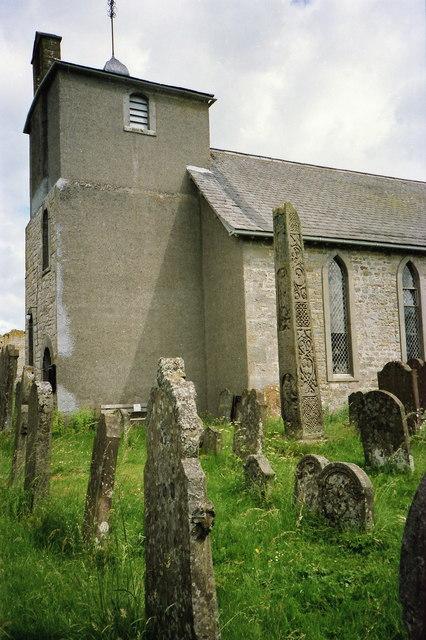 Bewcastle Church and Cross