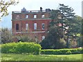 TQ0451 : Clandon Park - Burnt Out Shell by Colin Smith