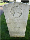TQ3355 : Caterham Cemetery: grave of a guardsman (d) by Basher Eyre
