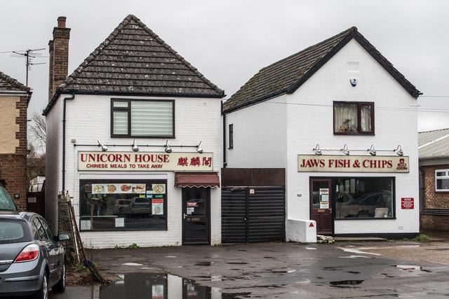 Fast Food in Milton